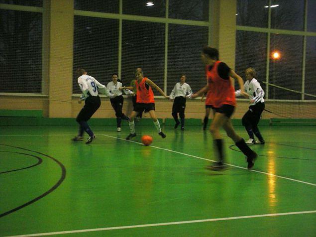 Jalgpallivõistlus Raplas