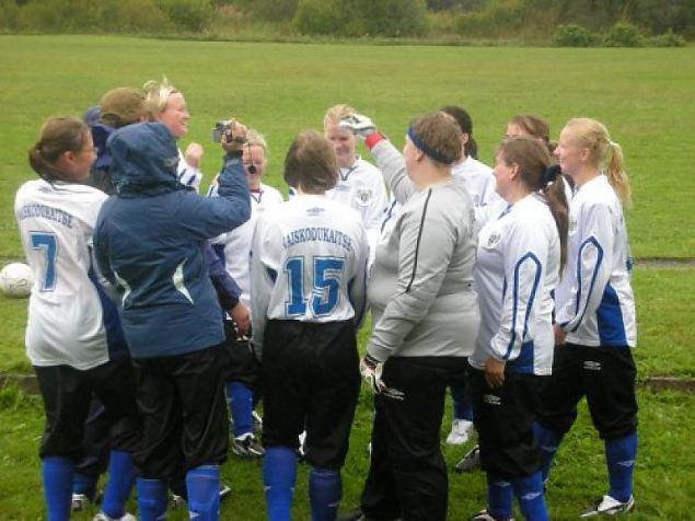 Jalgpallilaager Alus