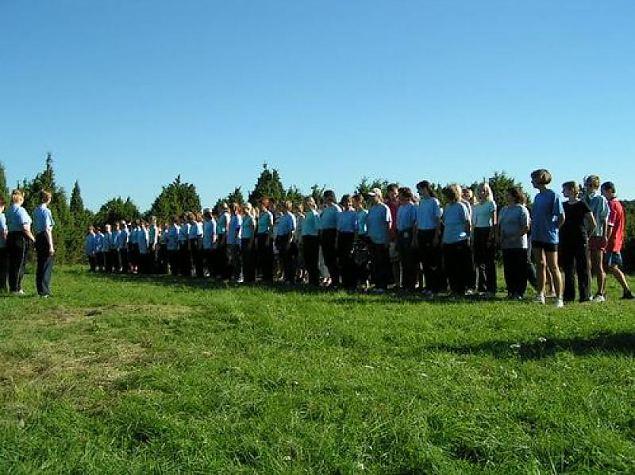 Naiskodukaitse spordipäevad läbi Tallinna ringkonna silmade