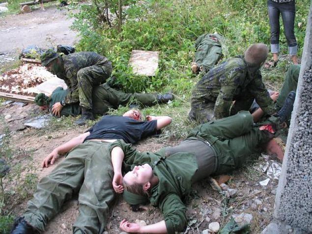 Sõjalis-sportlike võistluste meditsiiniülesannetest