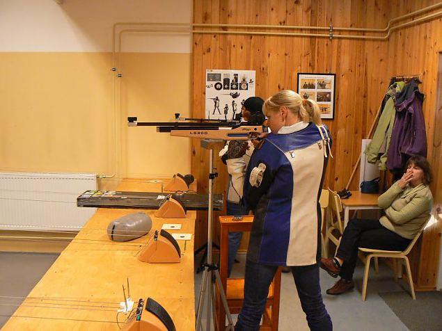 Põhja piirkonna laskevõistlustel võidutsesid Tallinna ringkonna naiskodukaitsjad