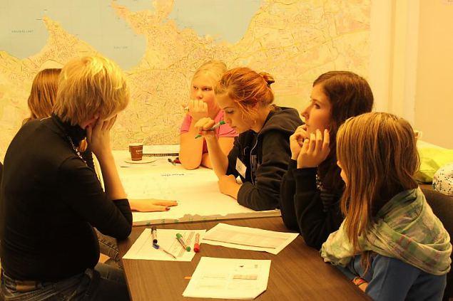 Tallinna ringkonna avalike suhete grupi täiendõpe