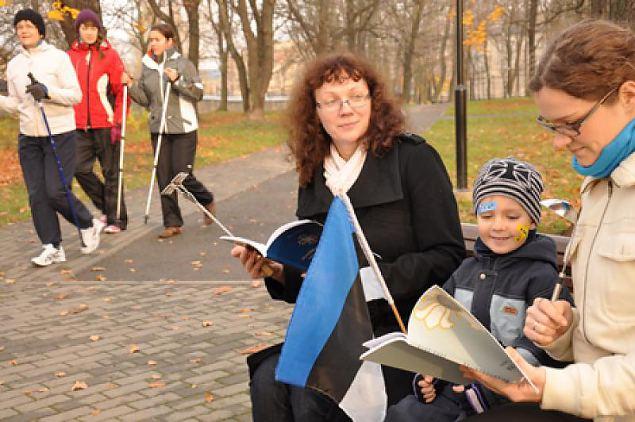 Kõik on hea, mis hästi lõpeb ehk kuidas me Tallinnas avalikult suhtlemas käisime
