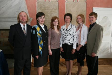 Saaremaa naiskodukaitsjad valivad taas aasta ema
