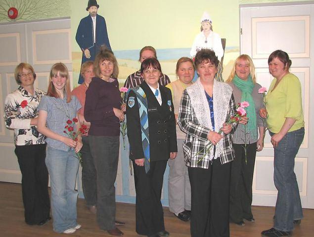 Viru-Nigula vallavalitsus tunnustas aastapäeval maleva vabatahtlikke