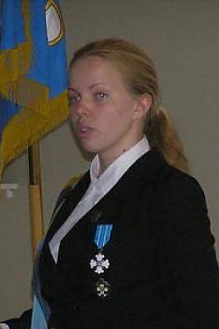 Kõne isamaale 2006 - Nele Sarrapik, Tartu ringkonna esinaine