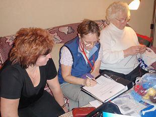 Risti naised taastavad oma jaoskonna