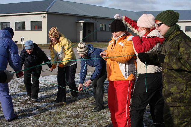 Vastla-spordipäeva lume puudus ei takistanud