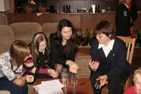 Naiskodukaitse Tartu ringkond kutsub avatud uste päevale