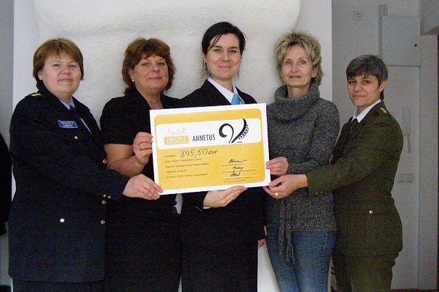 Perepäeval kogutud rahadega toetatakse vägivalda kogenud naiste tugitelefoni