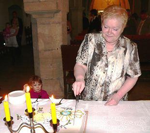 Saare maakonna aasta ema 2012 on pr Lia Hanso