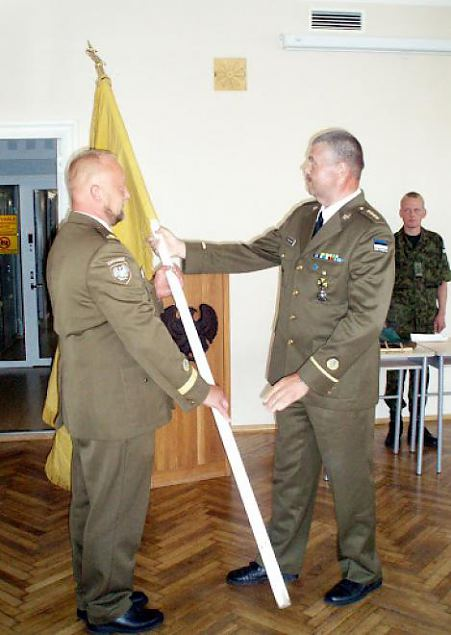 Viru malevat asub juhtima major Marek Laanisto