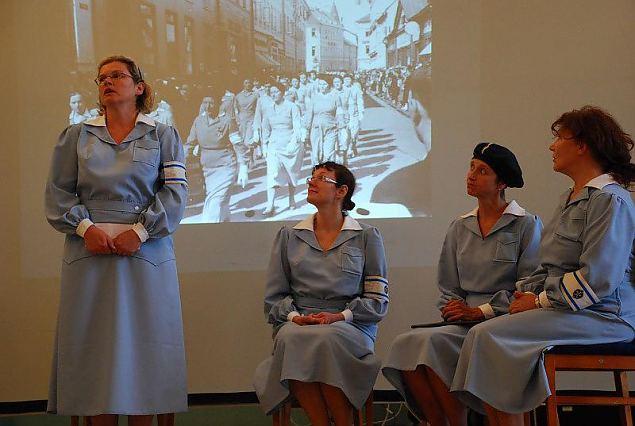 Naiskodukaitse tähistab aastapäeva temaatilise näidendiga