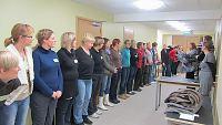 10.-11.11.2012 Esmaabi BVÕ Hiiumaal