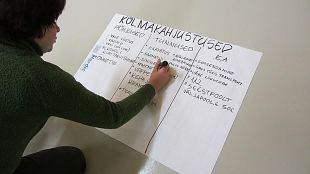 Mandrirotid Hiiumaal esmaabi õppimas
