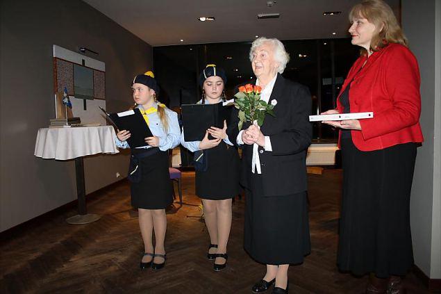 Naiskodukaitse Sakala ringkonna 85.aastapäevale pühendatud pidulik vastuvõtt