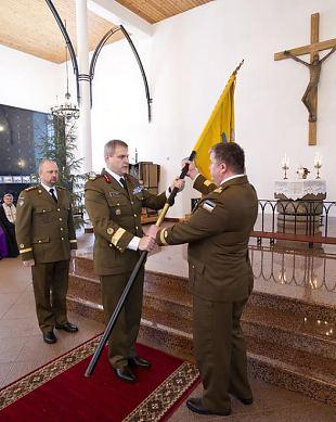 Brigaadikindral Meelis Kiili võttis üle Kaitseliidu juhtimise