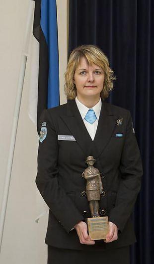 2012. aasta naiskodukaitsja on Lembe Lahtmaa