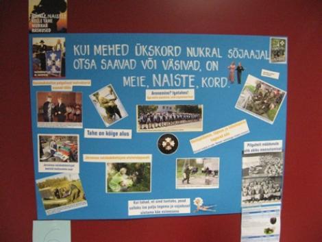 Sakala naised võitsid esimese avalike suhete ja ajaloovõistluse