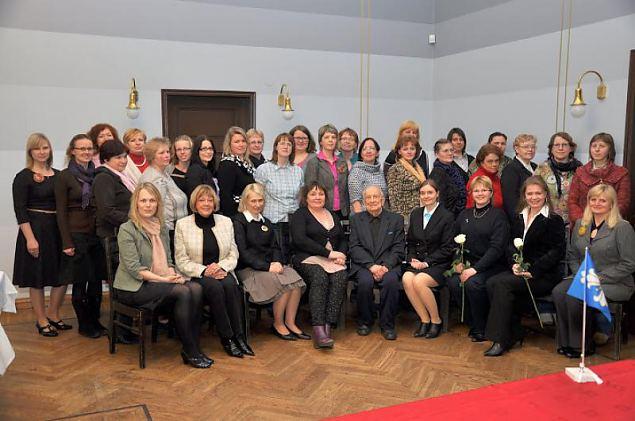 Naiskodukaitse esimene ajalooseminar