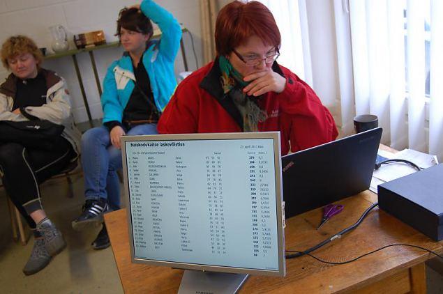 Naiskodukaitse laskevõistluse võitis Alutaguse ringkond