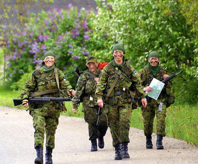 Sel nädalavahetusel toimub Naiskodukaitse korraldatav 16. koormusmatk