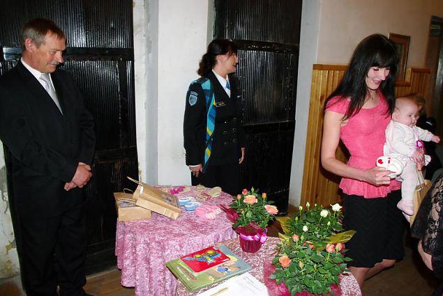 Papude üleandmine Mõisakülas
