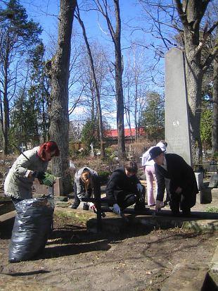 Naiskodukaitse mälestuspäev Pärnus