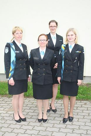 Naiskodukaitsja valiti Kaitseliidu vanematekogu liikmeks