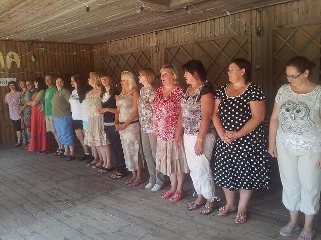 Esmaabi instruktorid täiendasid end Saaremaal