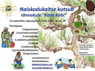 """Tule rännakule """"Keila Käbi!"""""""