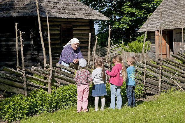 "Lõppes Naiskodukaitse fotokonkurss ""Eestimaa elab"""