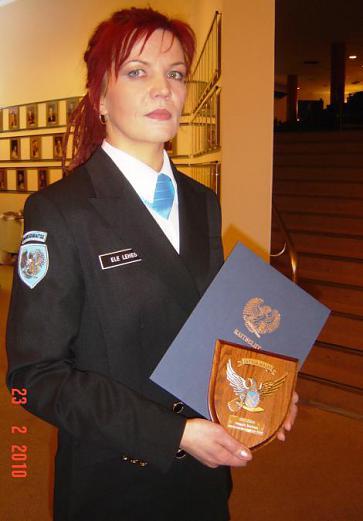 Sakala malev tunnustas aasta naiskodukaitsjat