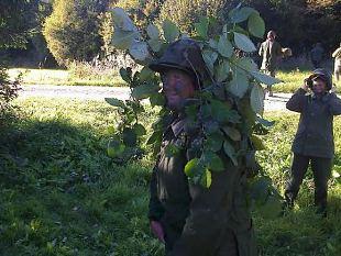 Sõdurioskuste mooduli koolitus Kirnal