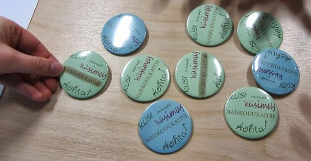 Naiskodukaitse avalike suhete juhid said Tallinnas innustust