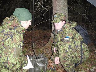 Staabiassistentide erialavõistluse võitis Tallinna ringkond