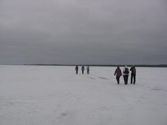 Vilsandi talvematk