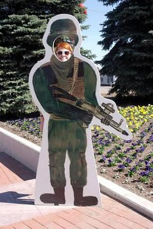 Kindral Tõnissoniga uhiuuel promenaadil