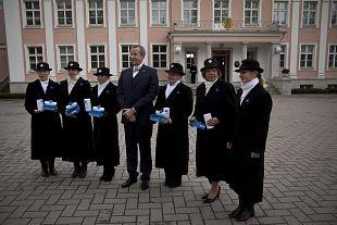 """Naiskodukaitsjad kogusid heategevuskampaania """"Anname au!"""" raames ligi 25 000 eurot"""