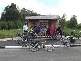 Mari Raamoti nimeline traditsiooniline jalgrattamatk