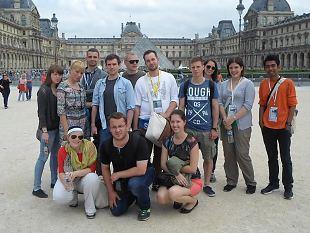 Naiskodukaitsjad Pariisis
