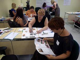 Naiskodukaitse organisatsiooniõppe moodul Kirna õppekeskuses