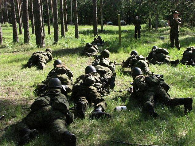 Sõduri BVÕ 2014