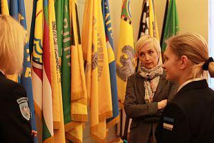Naiskodukaitse abiga kogutud kudumid jõudsid Ukrainas abivajajateni