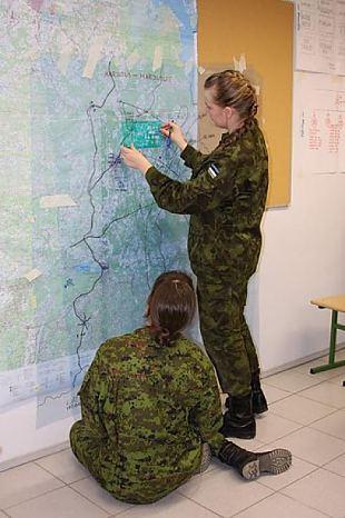 Staabiassistendi baaskursusel jagub osalejaid nii Võrru kui Pärnusse