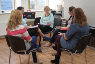 Mentorite seminar meelitab kogemusi vahetama
