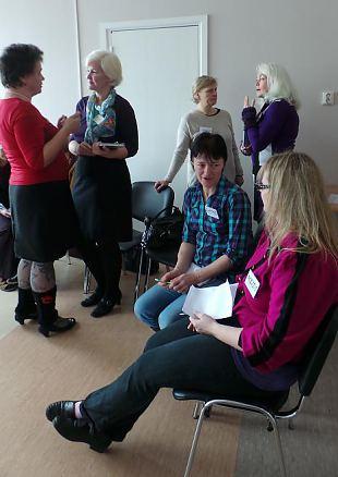Uued teadmised mentorite seminarilt