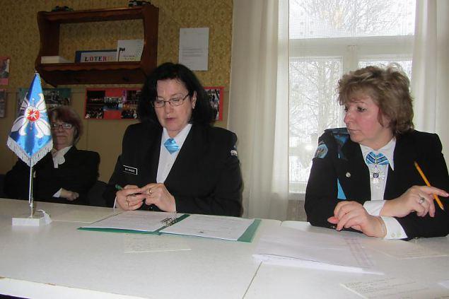 8.veebruaril toimus Risti jaoskonna üldkoosolek, k