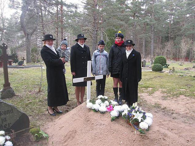 Naiskodukaitse mälestuspäev Kõpus