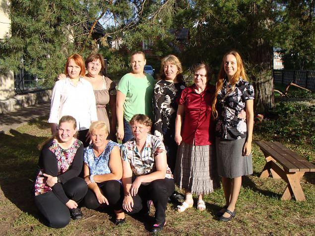 Naiskodukaitse Tapa jaoskond tähistas juubelit
